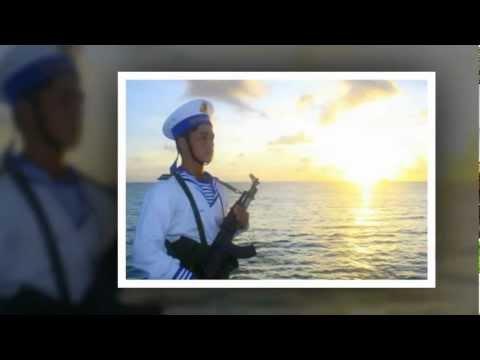 Hoang Sa - Truong Sa trong trai tim toi - Paracel islands and Spratly islands in my heart