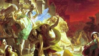 Последний день Помпеи, Брюллов - видео обзор картины