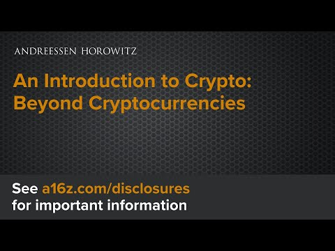 Beyond Cryptocurrencies