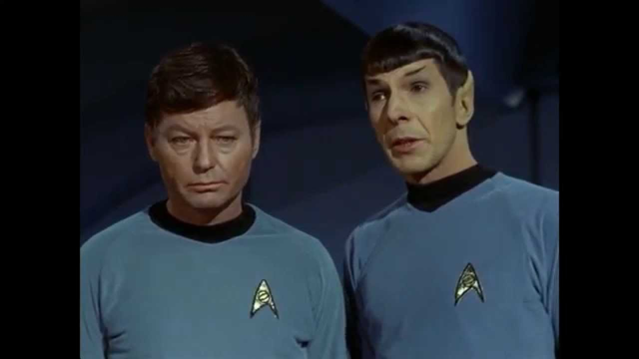 Download Spock says it is not Fascinating
