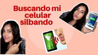Encuentra el CELULAR silbando con App gratis para celular screenshot 1