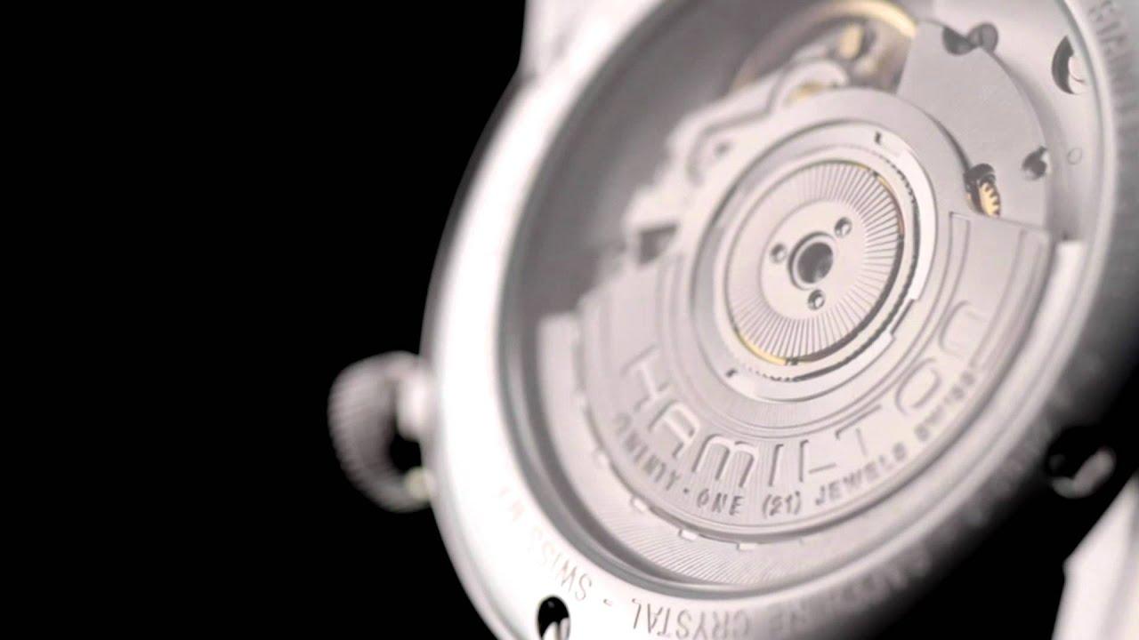 American Classic Intra-Matic Auto | Hamilton Watch