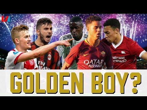 GOLDEN BOY: 'Matthijs de Ligt is de Gedoodverfde Winnaar!'