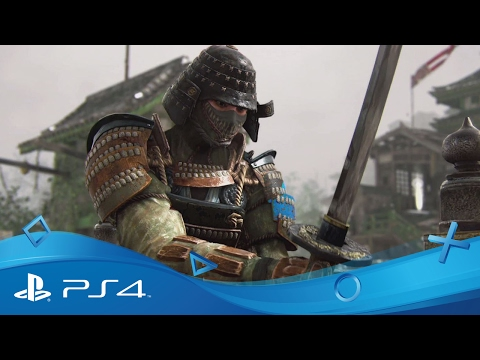 For Honor | Open Beta Trailer | PS4