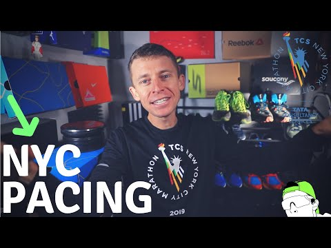 New York City Marathon Race Strategy And Time CONTEST!!!