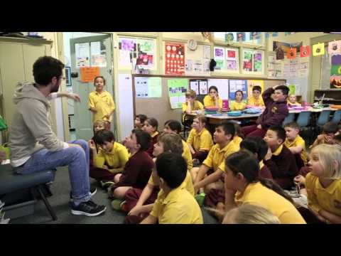 The Problem with School Is - Sans Souci PS film 2014