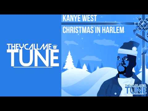 Kanye West Christmas In Harlem.Kanye West Christmas In Harlem Instrumental Produced By Hit Boy Of Hs87 X Good Music