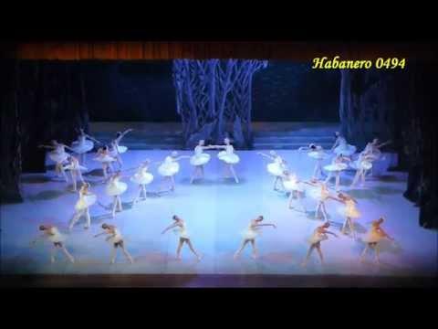 Ballet Nac. Cuba - Swan Lake Act II - Corps de Ballet.