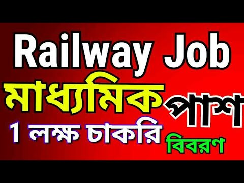 Railway Group D FULL Explain 2019,1 lakh vacancy, Madhyamik pass can apply