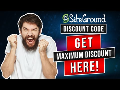 Siteground Coupon Code [Best of 2019]: Looking for Savings? Look no Further!