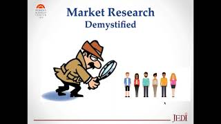 Webinar - Market Research for Small Business: What is it and Why do it