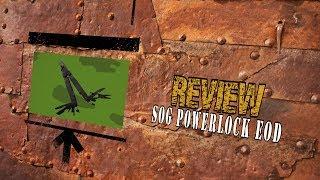 SOG Powerlock EOD Review