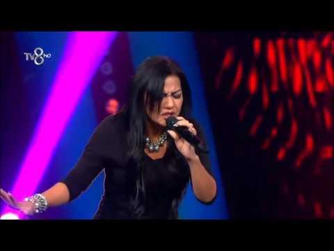 Nişana Alimova-Enta Eih- O SES TÜRKİYE 4 EKİM 2016 ( OLAY ŞARKI )