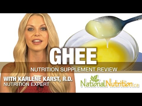 Professional Supplement Review Ghee