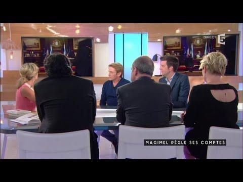 Benoît Magimel, pour la série Marseille  C à vous  03052016