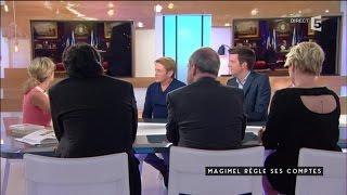 Benoît Magimel, pour la série Marseille - C à vous - 03/05/2016