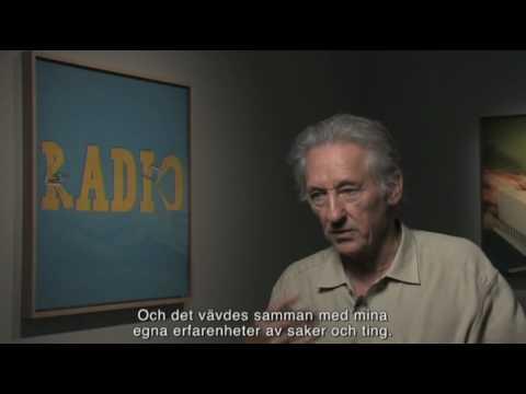 Ed Ruscha interview, Moderna Museet - Del/Part 1(2)