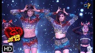 Sukumar and Greeshma Performance | Dhee Jodi | 23rd January 2019     | ETV Telugu