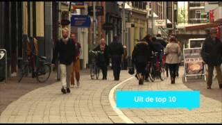 Arnhem uit de Top 10 beste woonplaatsen
