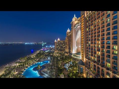 Dubai Hotel Atlantis The Palm Review/Tour October 2019
