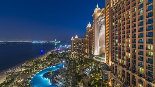Dubai Hotel Atlantis The Palm Review Tour October 2019