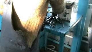 Профессия моторист. Сборка двигателя