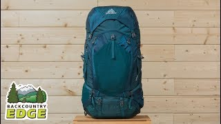 Gregory Deva 70 Women's Internal Frame Backpack Video Review