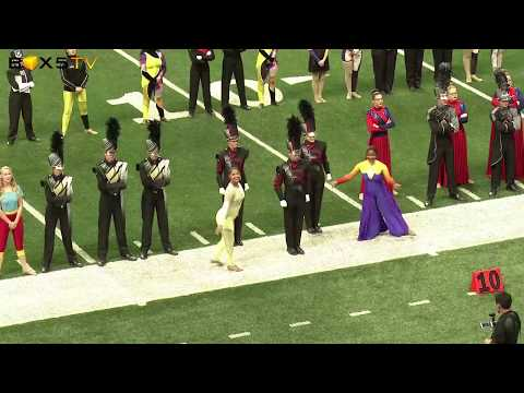 2017 UIL 5A State Marching Championships Finalists Announcements