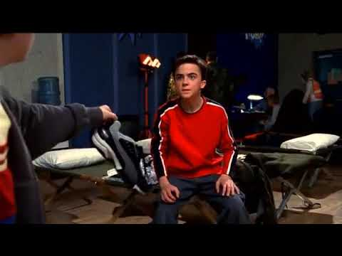 Malcolm in the middle - Malcolm and Lois Arguing