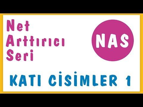 N.a.s. Katı Cisimler 1 Şenol Hoca Matematik
