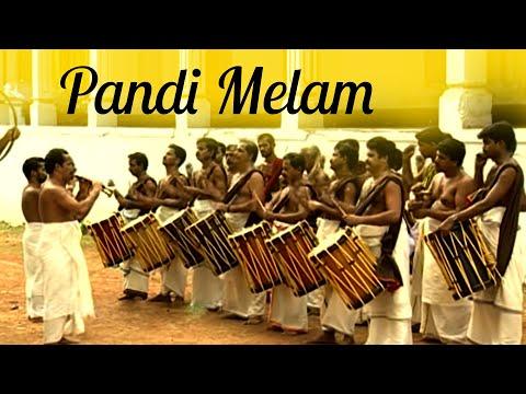 Rhythms of Kerala: Pandi Melam