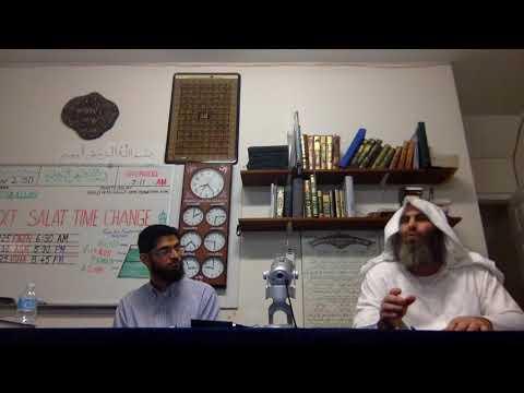 Imam al-Nawawi's Forty Hadith - Hadith #10 - Tayyib - Pure and Wholesome