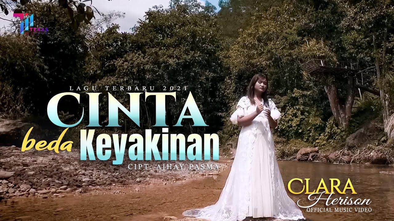 Cinta Beda Keyakinan - Clara Herison (Official Music Video)