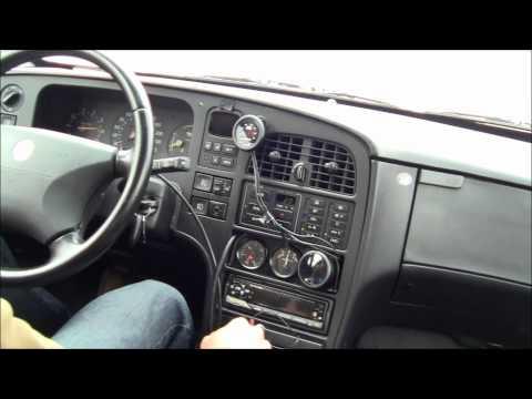 Saab 9000 278km/h