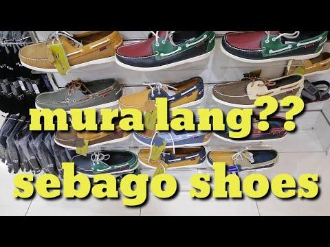 Murang Sebago shoes 2019 #LOWPRICE