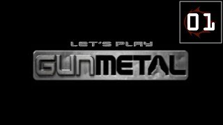 Lets Play | Gun Metal #1 - Name That Voice Actor!