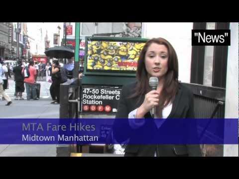 Morgan Rousseau Resume News Reel Youtube