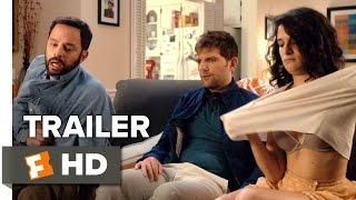 My Blind Brother Official Trailer 1 (2016) - Adam Scott Movie