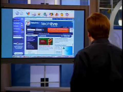 TechTV - MSN Explorer 6.1