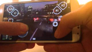 GTA 5 on Android [PS4 Remote Play]