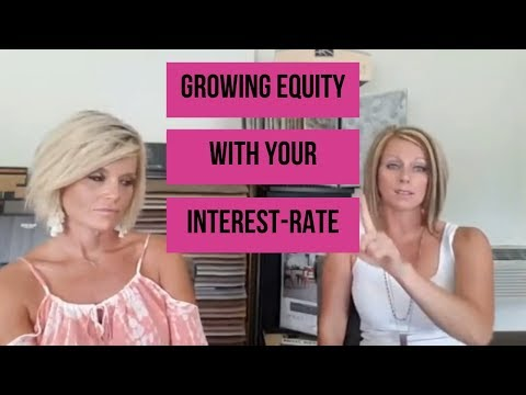 Growing-Equity With Your Interest Rate