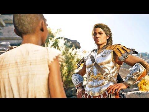 Assassin's Creed Odyssey #37: Onde está a Armadura de Teseu? / Labirinto das Almas Perdidas thumbnail