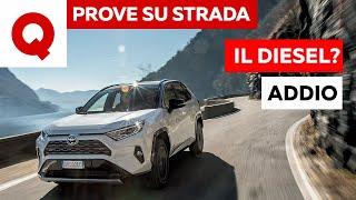 Nuova Toyota Rav4: una Suv può consumare poco?