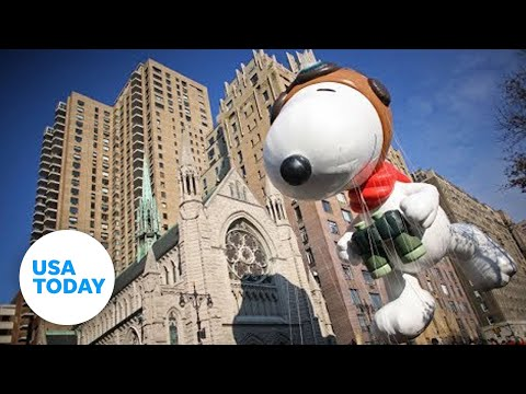 Macy's Thanksgiving Day parade in New York City (LIVE) | USA TODAY