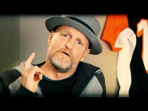 Woody Harrelson: I Cursed the Bengals | NFL