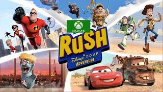 Rush A Disney Pixar Adventure - Toy Story World | Episode 1-2 (XBox One S Gameplay)