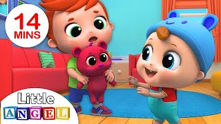 Please is the Magic Word! | Thank You Song | +More Nursery Rhymes by Little Angel