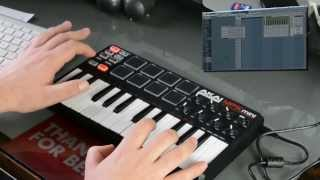 AKAI MPK mini - Hands on Review