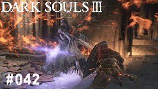 DARK SOULS 3 | #042 - Hohepriester Sulyvahn stirbt!  | Let's Play Dark Souls 3 (Deutsch/German)