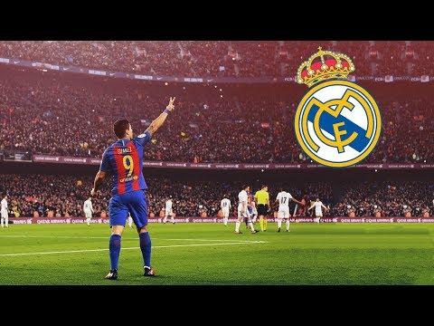 Luis Suarez'in - Real Madrid'e Attığı Tüm Goller | Türkçe Spiker • HD